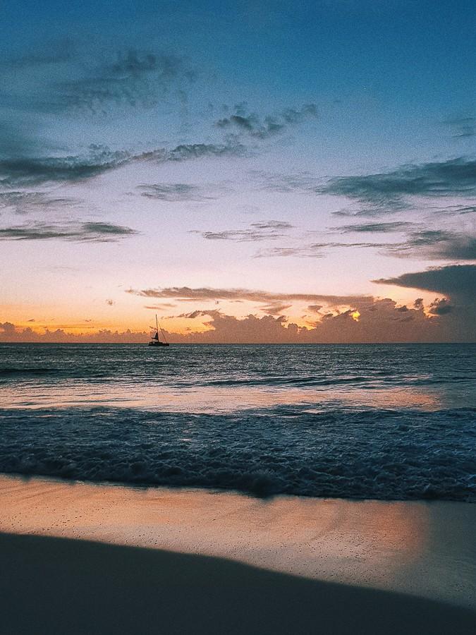 пляжи на Сейшелах
