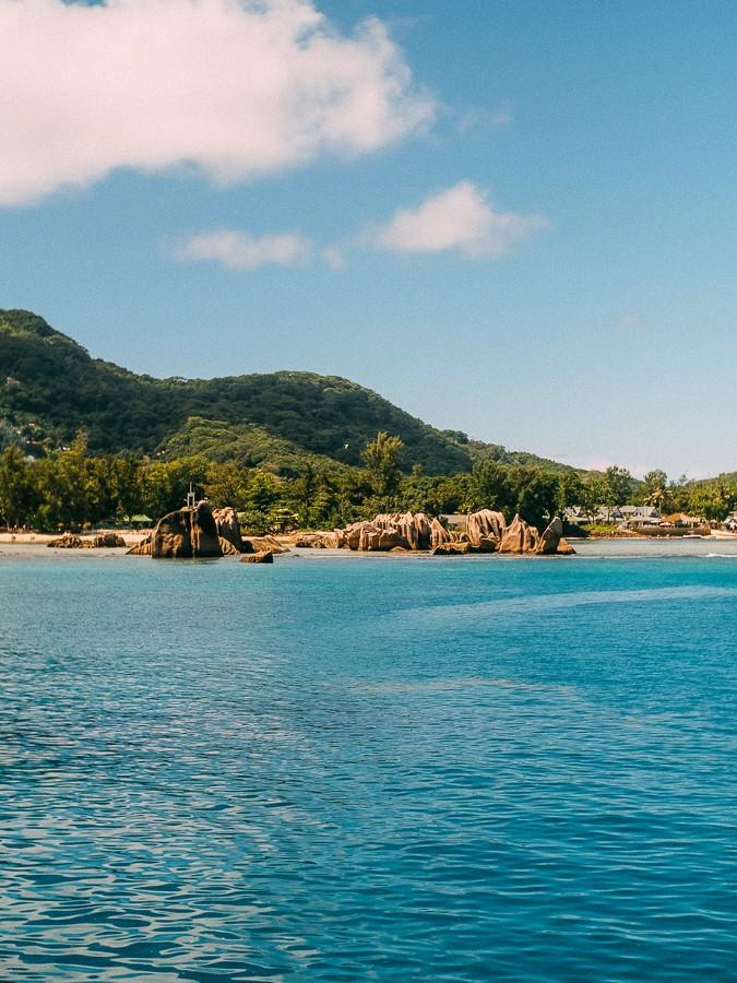 пляжи на Сейшельских островах