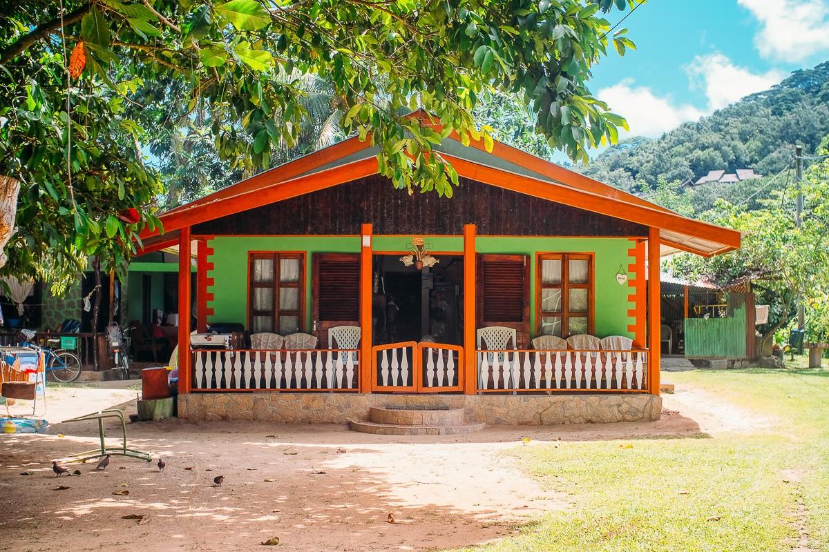 заметки об острове Маэ
