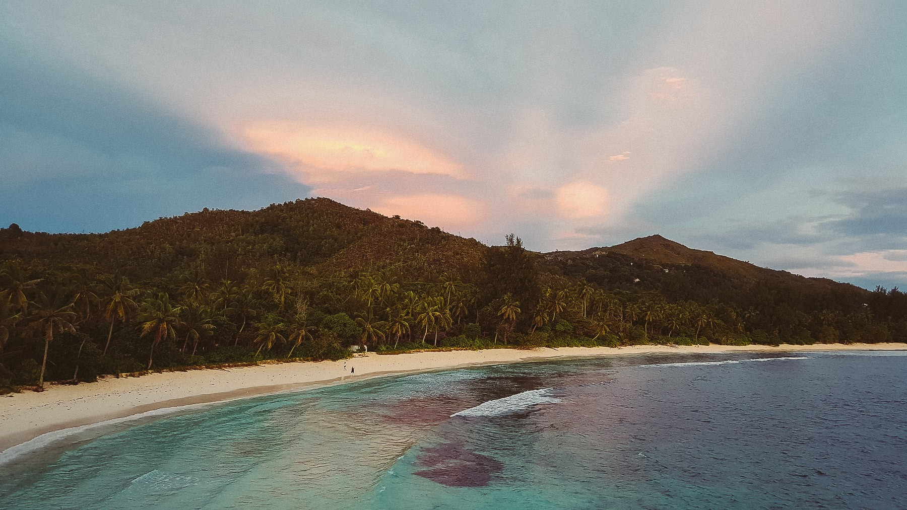 Сейшельские острова самостоятельно