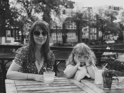 mother daughter photography amsterdam