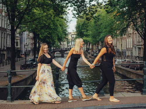 bachelorette party amsterdam
