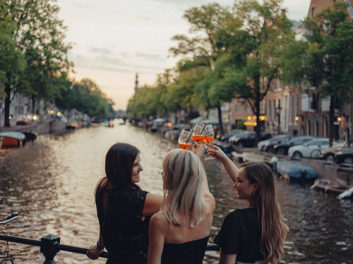 bachelor photoshoot amsterdam