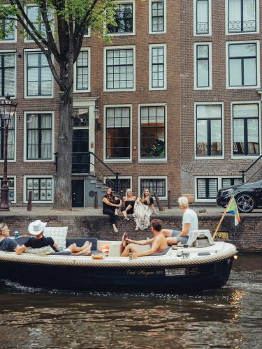 birthday party photographer amsterdam