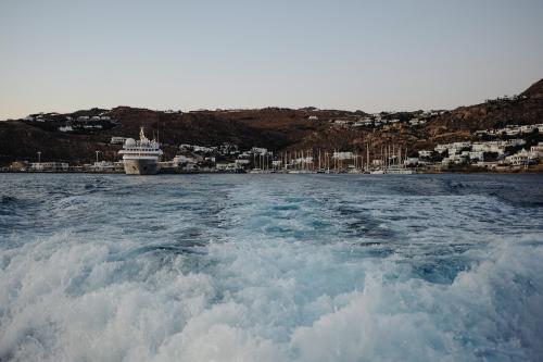 блог путешествий миконос