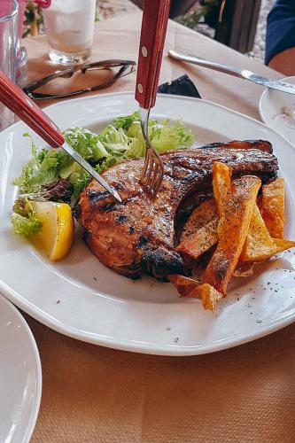 что поесть в греции