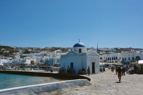 подготовка поездки миконос греция