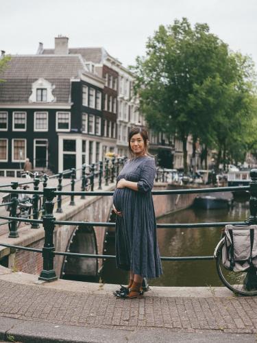 pregnancy photoshoot amsterdam