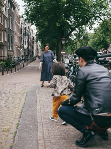 japanese family photography amsterdam
