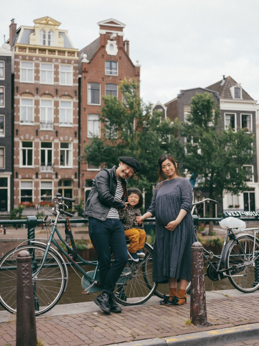 candid family photography amsterdam