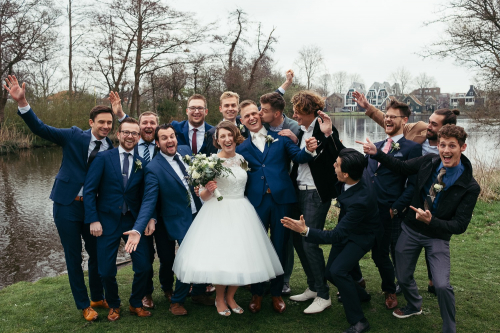 reportage wedding photography amsterdam