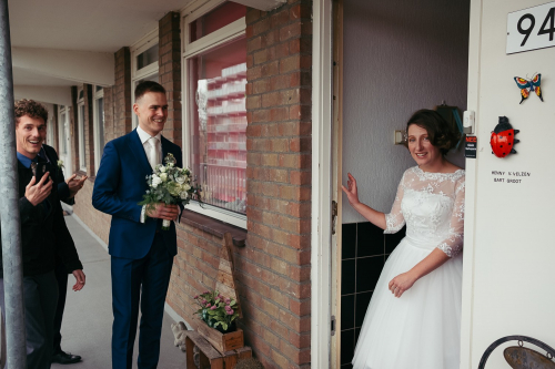 first look bride and groom photography