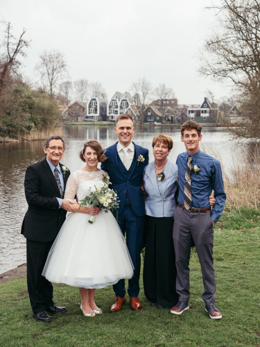 wedding family portraiture zaandam