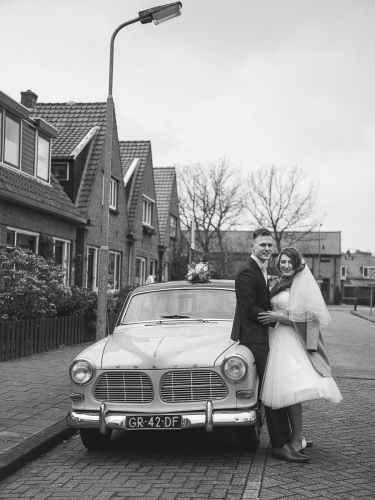 bride groom portraits zaandam