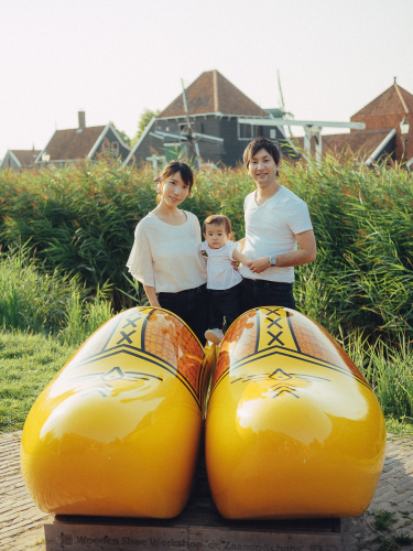 family photography zaanse schans