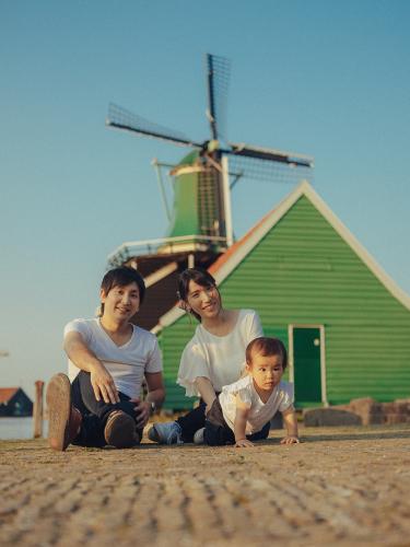 1 celebration windmills village photoshoot