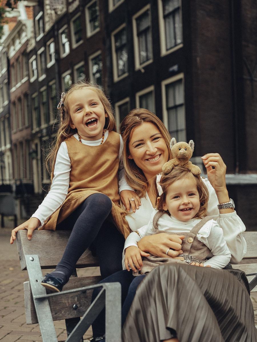 фотосессия мамы с дочками амстердам
