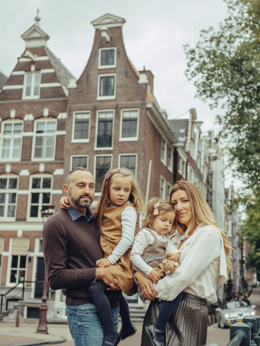 family photosession amsterdam