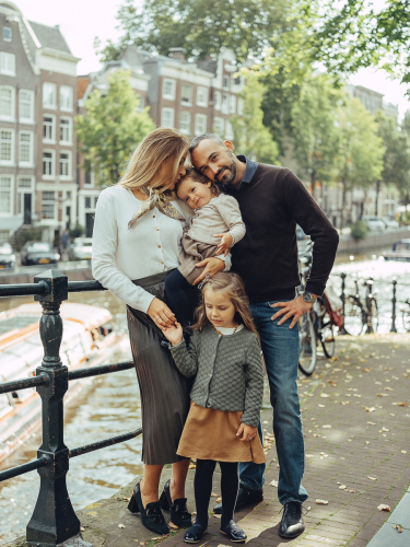 family photoshoot amsterdam