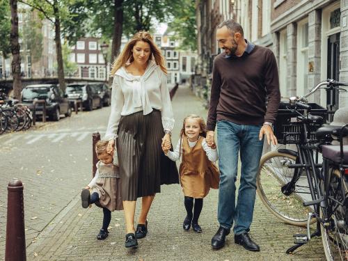 spontaneous familyshoot amsterdam