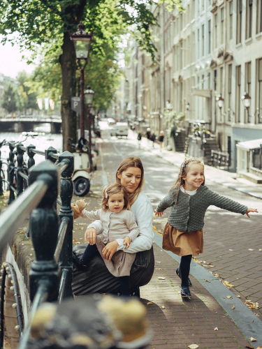 family photoshoot amsterdam