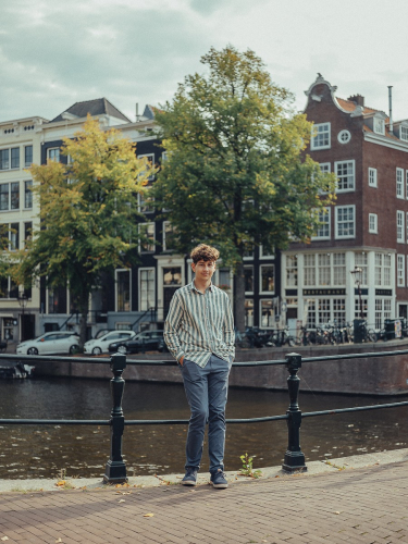 male photosession amsterdam