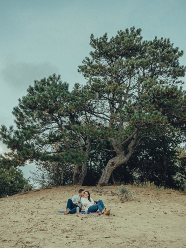 dutch dunes loveshoot