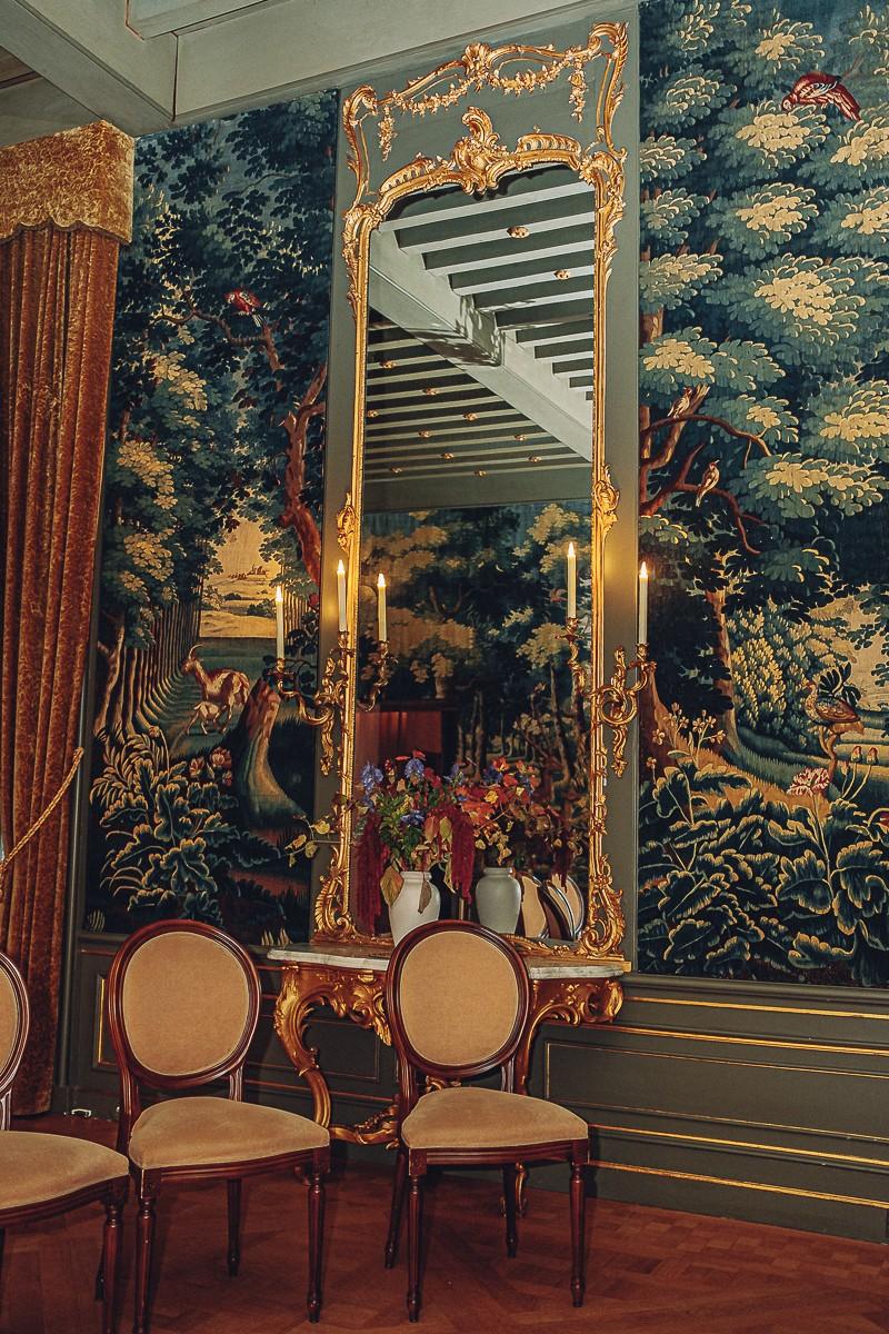 zuylen castle photos inside