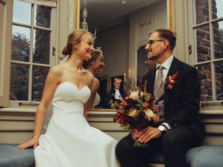 wedding documentary photography castle