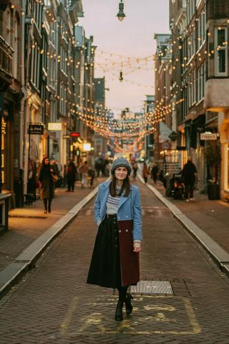 winter amsterdam photography