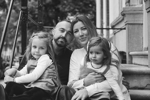 analog family photography in amsterdam