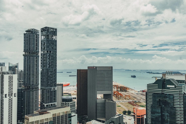 наша поездка в Сингапур