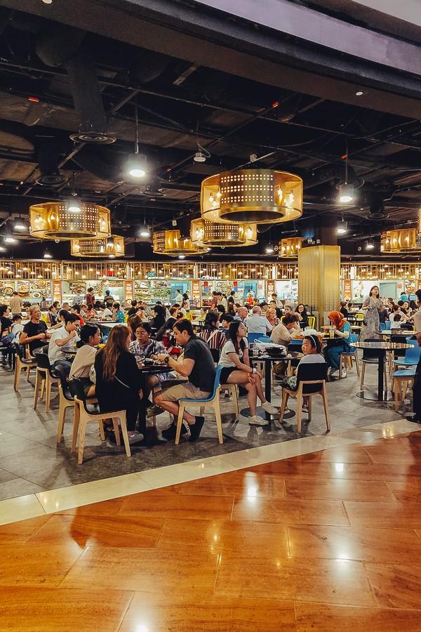 где питаться в сингапуре?