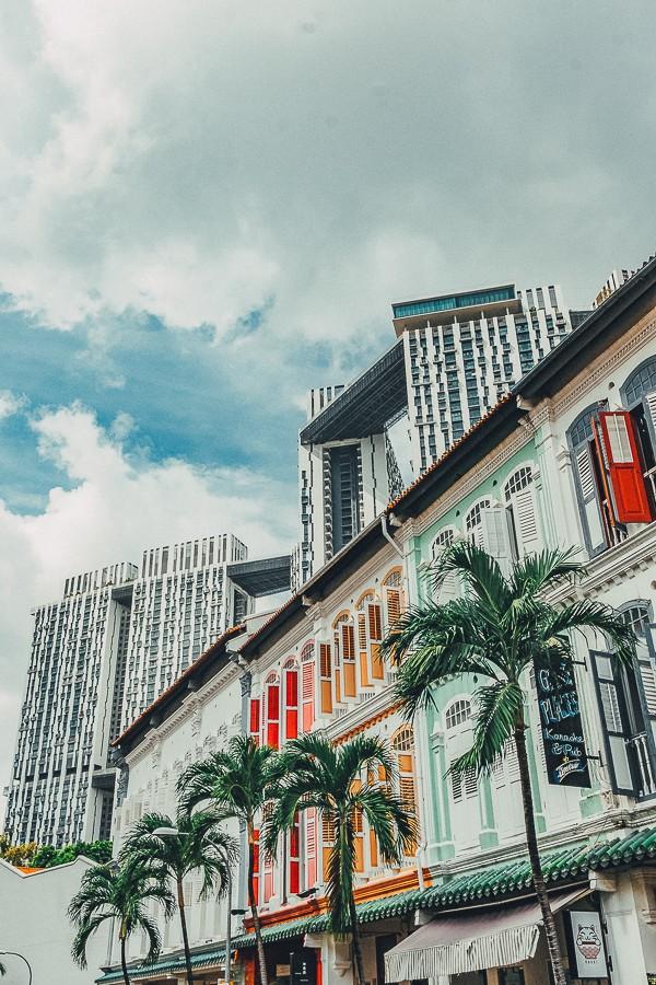 поездка без путевки Сингапур