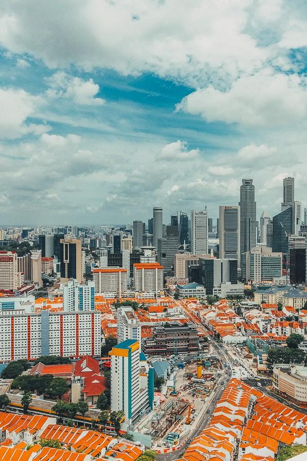 блог путешественника Сингапур