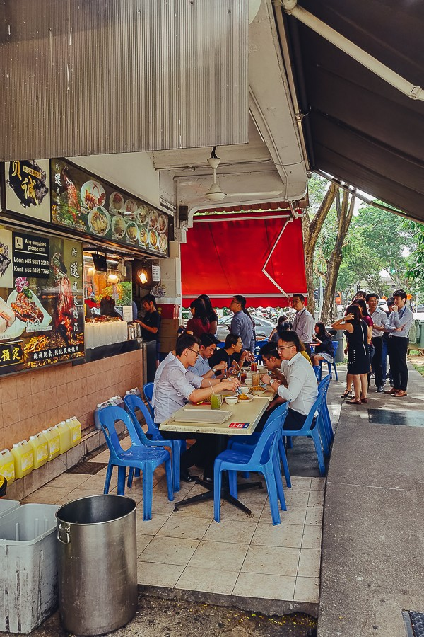фудхаки Сингапур