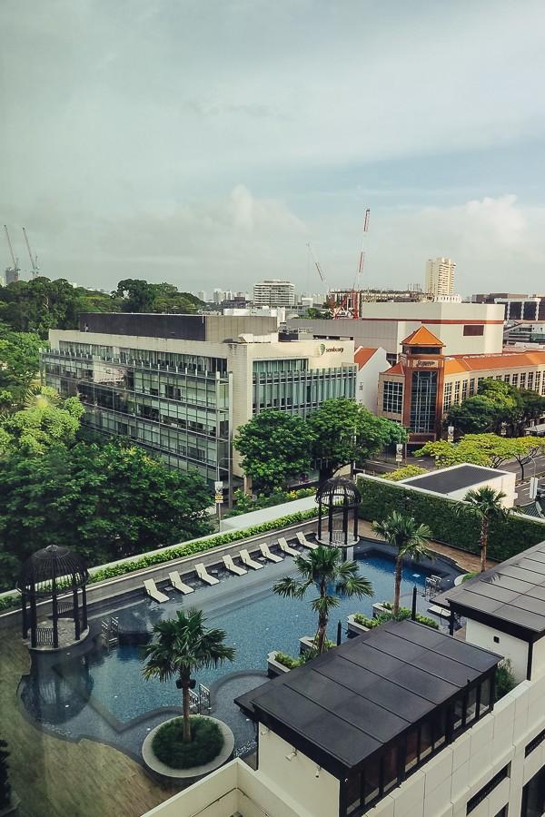 размещение в Сингапуре