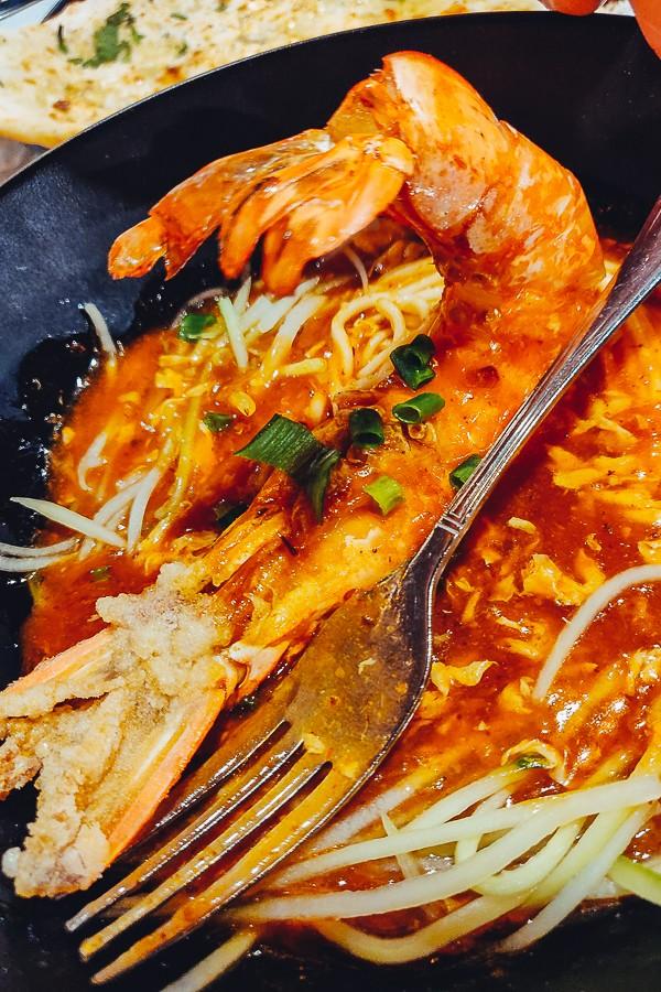 лучшие блюда сингапура