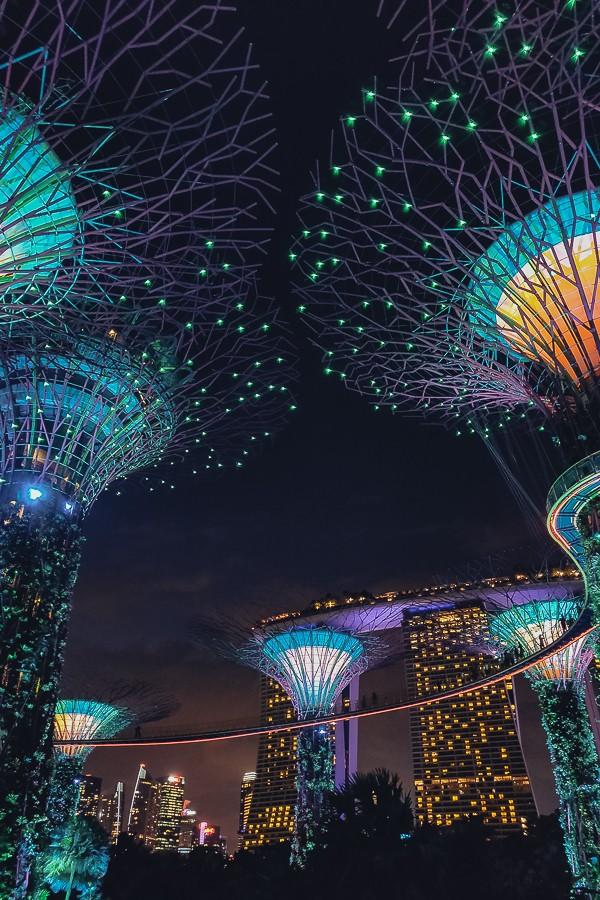 Тревел-блог о путешествии в Сингапур