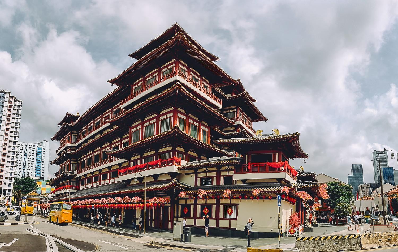 дневник путешественника Сингапур