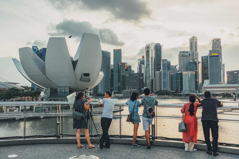 дневник о путешествии Сингапур