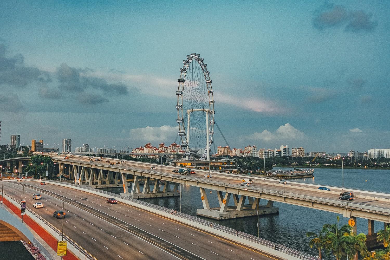Сингапур самостоятельно