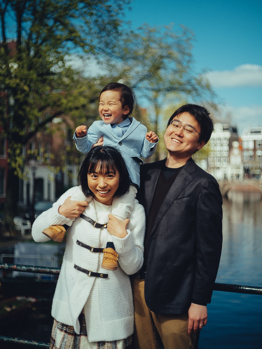 Amsterdam Family Photographer