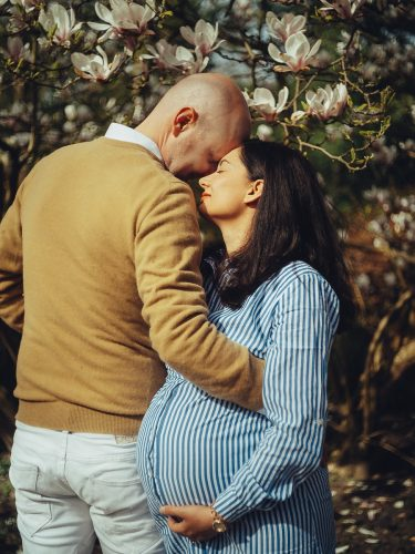magnolia maternity photography in amsterdam
