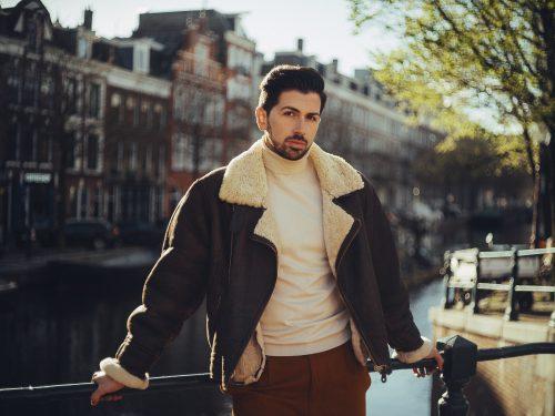 portrait streetstyle photography amsterdam